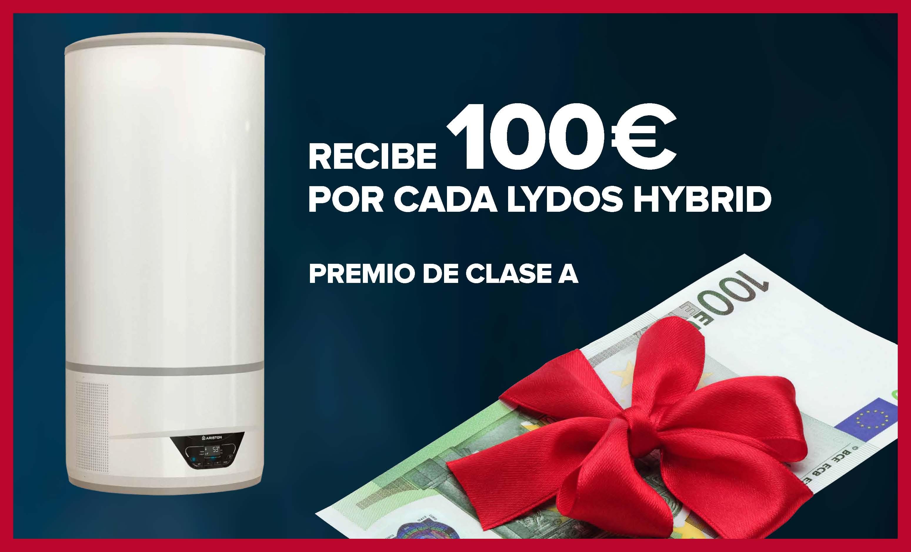 Promoción Lydos Hybrid